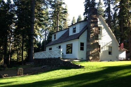 Charming mountain cottage