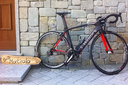 MORTIROLO STELVIO GAVIA by BIKE - 蒂拉諾(Tirano)