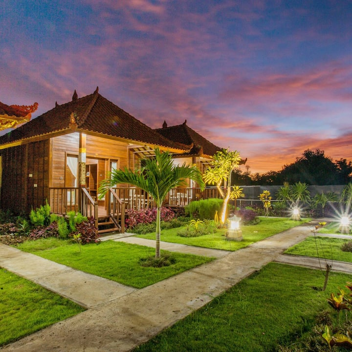 The Parnas Lembongan - Garden Deluxe Room