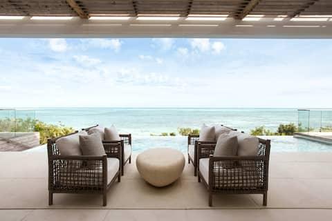 Beach Enclave North Shore Villa 2 – 5BR Beachfront