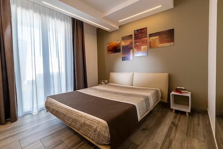 Elegante Hotel SPA-room with balcony