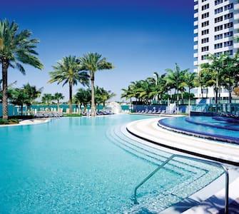 One bedroom in paradise - Miami