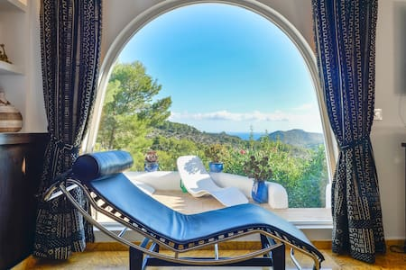 Villa in the other side of Ibiza - Sant Miquel de Balansat  - Дом