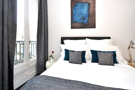 Modern Flat near the Louvre - Paryż - Apartament