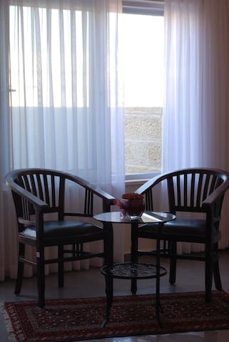 Luxury studio, beautiful view - Neve Ilan - Apartamento