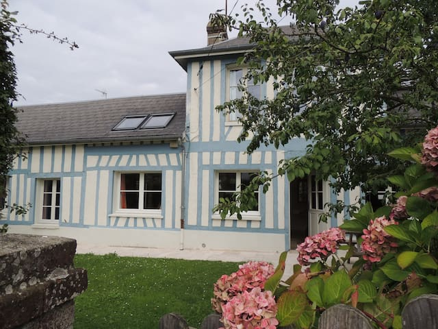 5mn from Rouen, peacefully - Bois-Guillaume-Bihorel - Casa