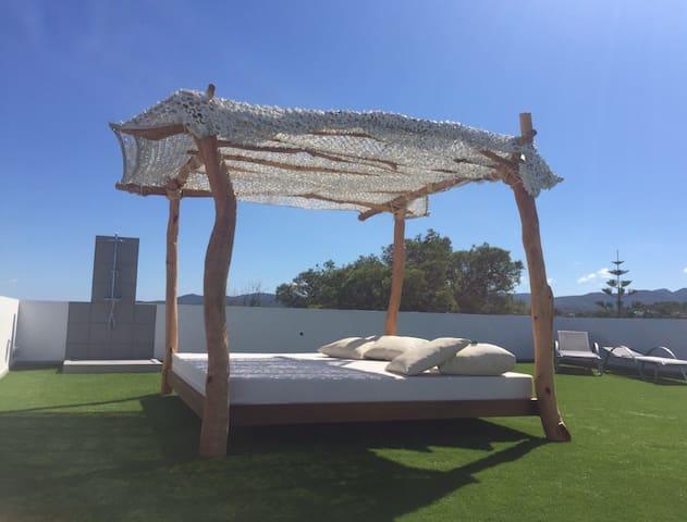 Penthouse in Sant Agustin - Sant Josep de sa Talaia - Departamento