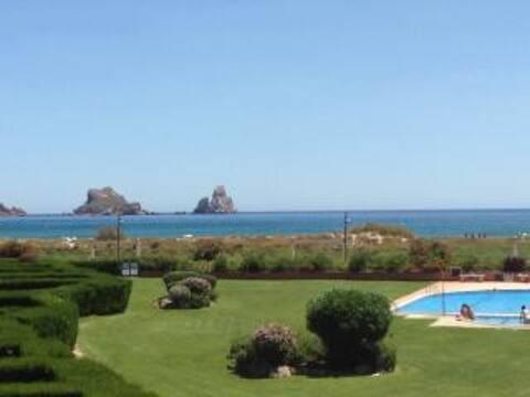 Charming villa on Estartit beach-Costa Brava