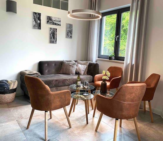 Luxuriöses Ferienhaus Rügen  8 bis 12 Pers. 340 qm