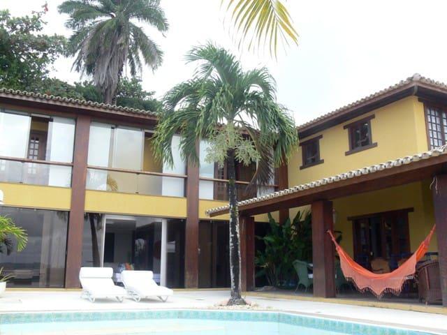 Casa de Praia em ilha Paradisíaca (Itaparica) - Itaparica - Rumah