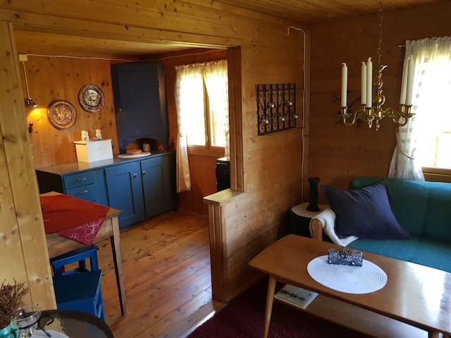 Simple living in the Roåker mountains