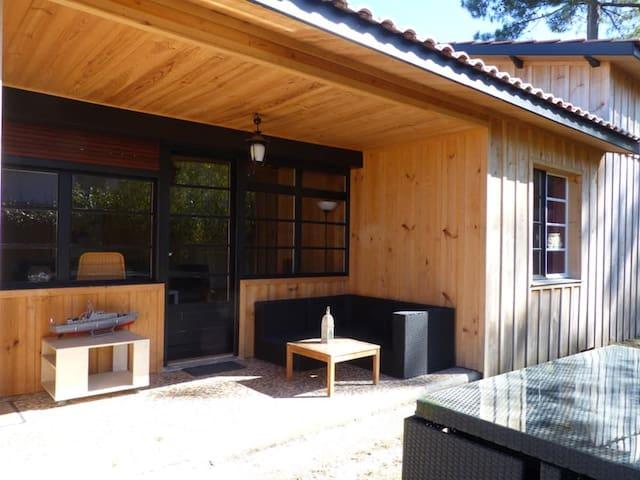 Villa au Claouey Cap Ferret 12 couchages