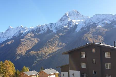 Schweiz, Wallis, Lötschental, Lauchernalp