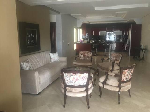 luxury apartment in fes