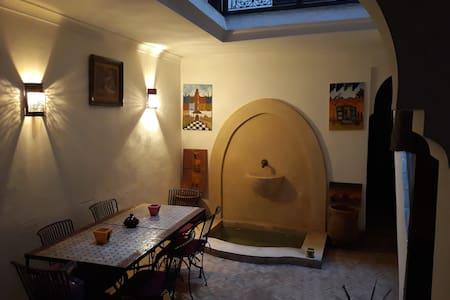 Riad Dar Laia Medina Covid free Top Terrace Wifi