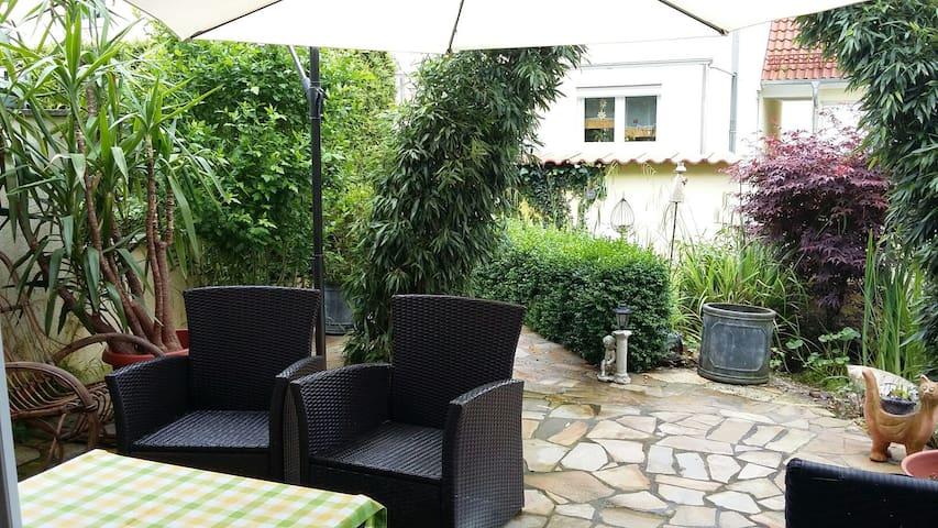 Schöne mediterrane 1,5-Zi. Wohnung! - Weingarten - Apartment