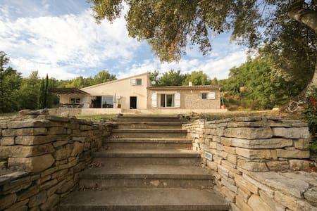 Large Villa in LUBERON, Provence - Saint-Martin-de-Castillon