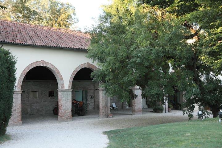 La  Rustica/ Villa Sesso Schiavo - Sandrigo - Apartmen