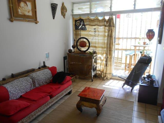 agréable appartement intérieur zen - Fort-de-France Bay - Flat