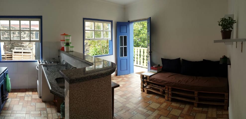 Cozy place in historical city centre - Ouro Preto - Huis