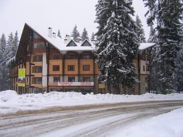 1 Bedroom Apartment + Sofa Bed - Pamporovo - Daire