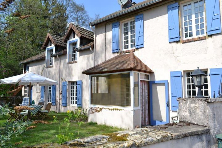 La Maison Jouvenaar *** sterren classificatie - Saône-et-Loire - Дом