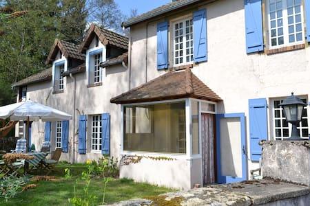 La Maison Jouvenaar *** sterren classificatie - Saône-et-Loire - 獨棟