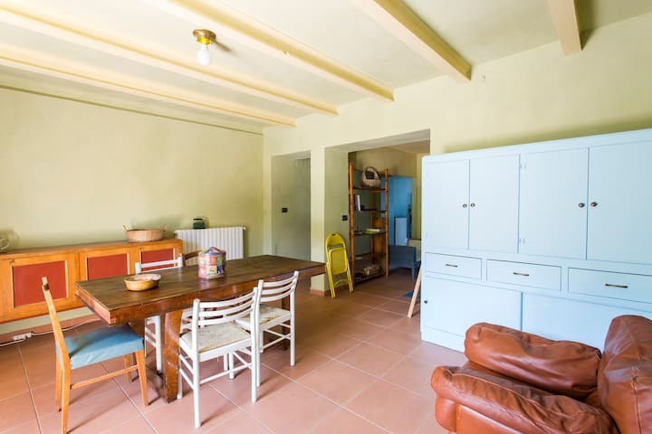 The hamlet inside nature - Cesena - Appartement