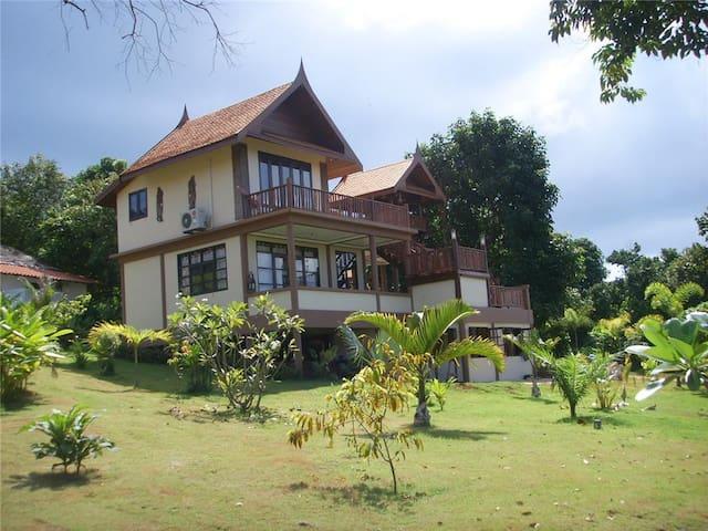 Coconut Villa Koh Mak Thailand - Ko Mak - Casa de campo