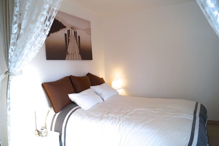 Studio Cherrueix, Mont st michel - Cherrueix - Apartment