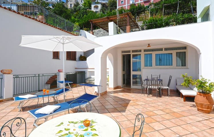 House Marina in the heart of the Amalfi Coast