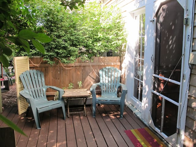 Secret Studio In Historic West End! - Provincetown - Wohnung