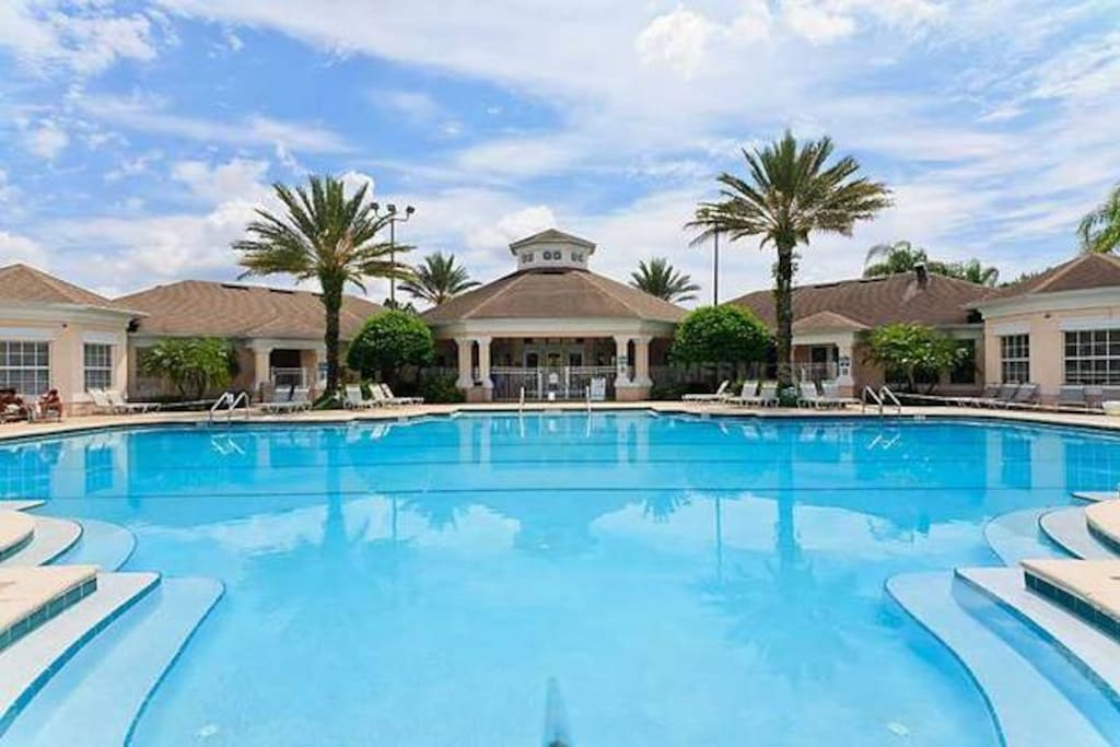 Beautiful Resort Condo Resorts For Rent In Kissimmee Florida United States