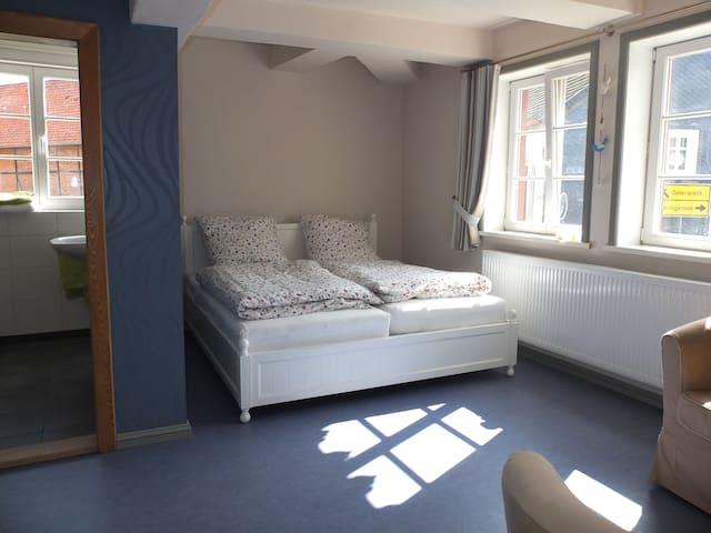 Doppelzimmer/FeWo im Fachwerkhaus