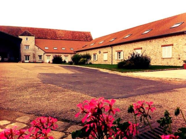 Maison proche aéroport Roissy CDG - Villeneuve-sous-Dammartin - House