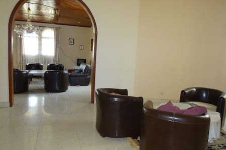 Santa Barbara House - Yaounde