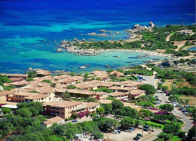 4 people max apt + real Sardinian experience!