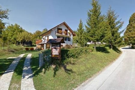 Romantic Private Room near National Park Entrance - Plitvička Jezera - ที่พักพร้อมอาหารเช้า