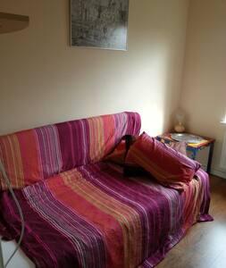 Bedroom centre D Bosch, 1 hr A'dam - 's-Hertogenbosch - House