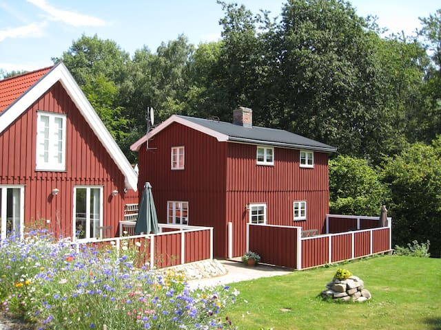 Lovely B&B In skåne, værelse - Hässleholm - Bed & Breakfast