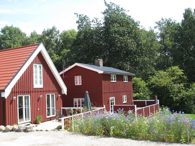 Lovely B&B In Skåne - Hässleholm - Casa