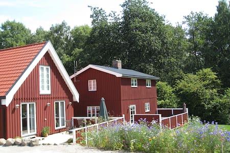 Lovely B&B In Skåne - Hässleholm - Hus
