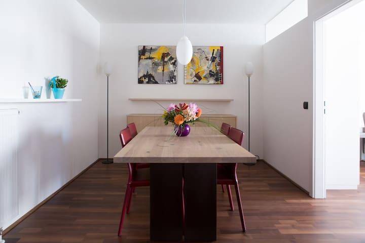 Salzburg City Apartment 4-6P.75qm - Salzburg - House