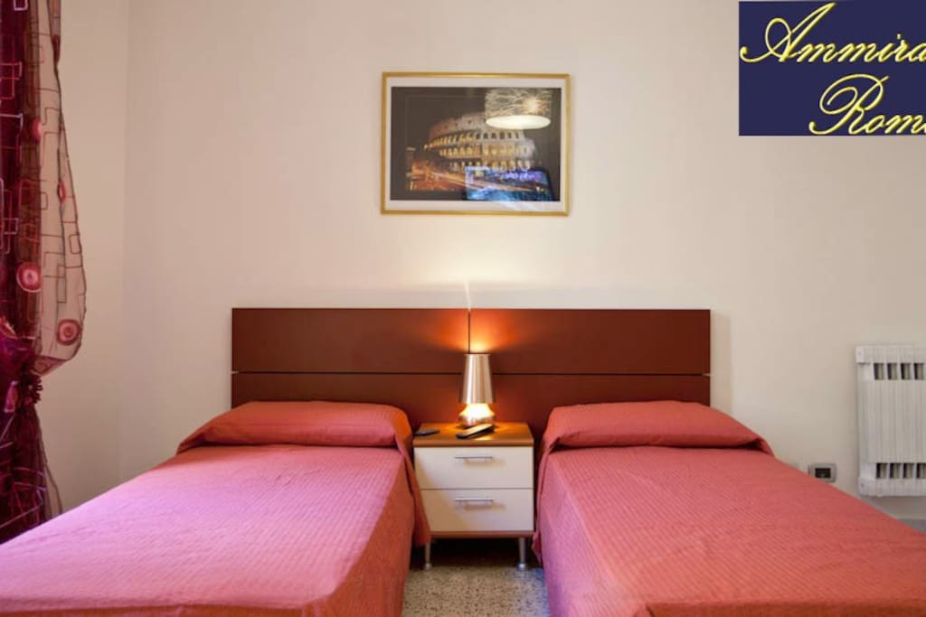 Double Room Colosseo