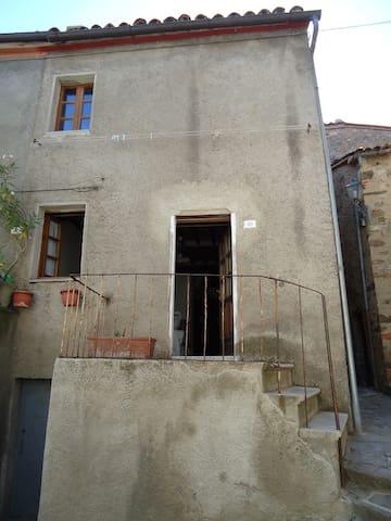 Caratteristica casa Valle D'orcia - Seggiano - House