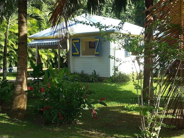 gite bambou - Sainte Rose - Rumah