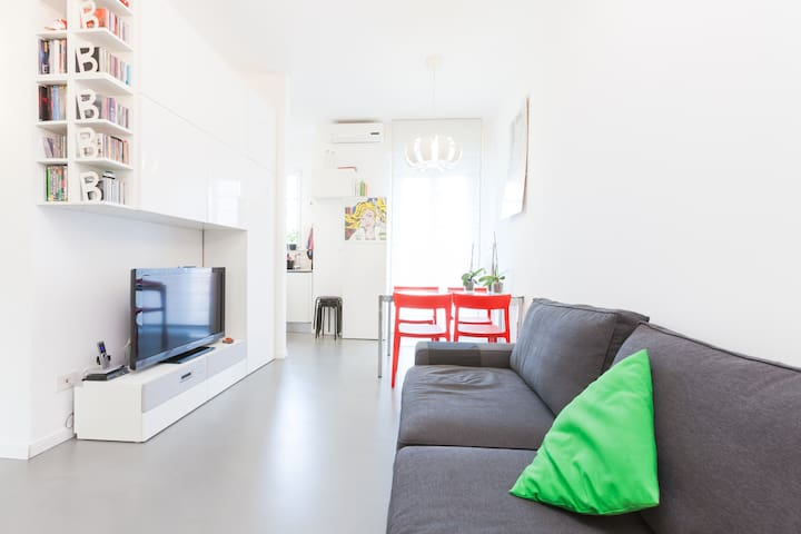 Cozy flat in Turin city center! - Turin - Apartment
