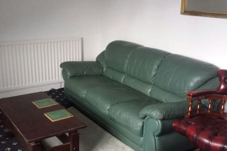 Cozy Double Size Room, Whitley Bay With Sky & Wifi - Whitley Bay - Other