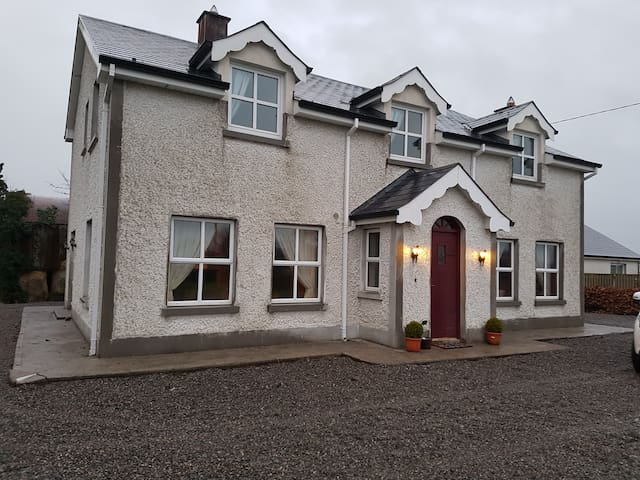 Ballinagee Lodge close to Glasson Village, Athlone