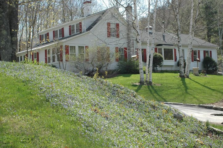 Charming private rooms - Killington - Mendon - Dom